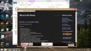 Version-minecraft